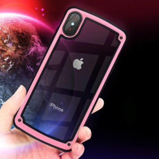 Galaxy Bumper iPhone 7 / 8 / SE 2020 pink