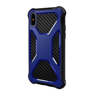 MOCOLO Urban Defender iPhone 7 / 8 / SE 2020 blue