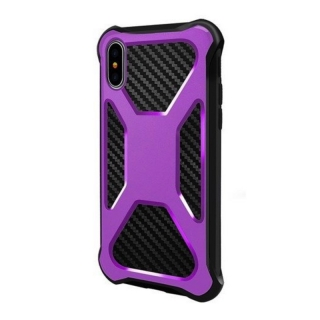 MOCOLO Urban Defender iPhone 7 / 8 / SE 2020 purple