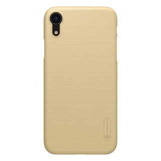 Nillkin Super Frosted Shield iPhone XR gold
