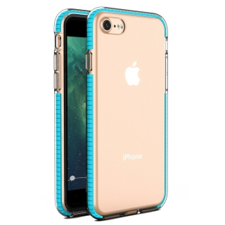 Kryt Spring iPhone 7 / 8 / SE 2020 light blue