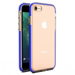 Kryt Spring iPhone 7 / 8 / SE 2020 dark blue