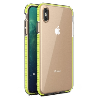 Kryt Spring iPhone X / XS yellow