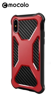MOCOLO Urban Defender iPhone X / XS Red