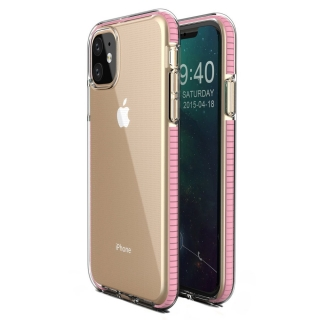 Kryt Spring iPhone 11 Pro light pink