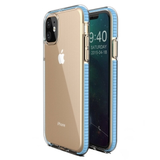 Kryt Spring iPhone 11 Pro light blue