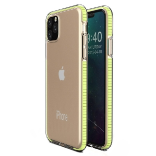 Kryt Spring iPhone 11 Pro Max yellow
