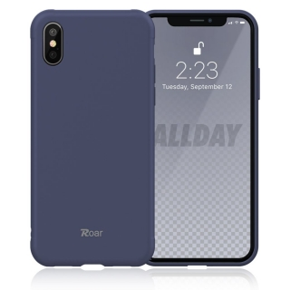 Roar Colorful Jelly iPhone 6 Plus / 6S Plus navy blue