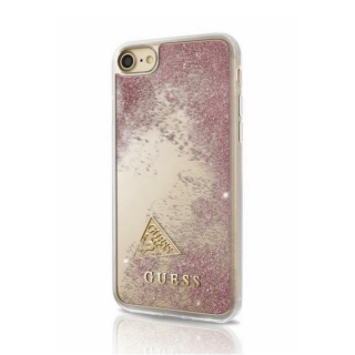 GUESS iPhone 6 / 6S / 7 / 8 GUHCP7GLUTRG Liquid gold