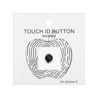 Touch ID button black