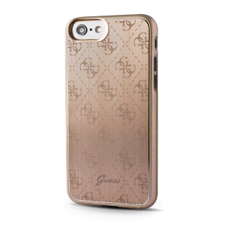 GUESS iPhone 6 / 6S GUHCP6MEGO Aluminium gold