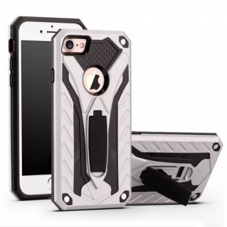 Forcell PHANTOM iPhone 7 Plus / 8 Plus silver