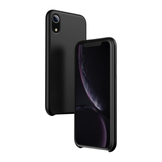 Baseus LSR Silicone iPhone XR black