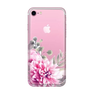 FUNNY CASE iPhone 7 / 8 / SE 2020 bright flowers