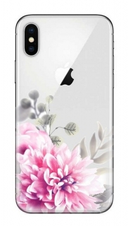FUNNY CASE iPhone X / XS bright flowers