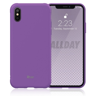 Roar Colorful Jelly iPhone 5 / 5S / SE purple