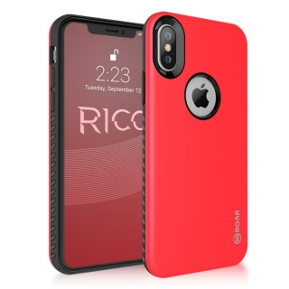 Roar Rico Armor iPhone X / XS red