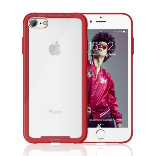 Roar Glass Airframe iPhone 7 Plus / 8 Plus red