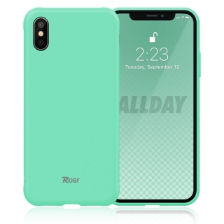 Roar Colorful Jelly iPhone X / XS mint