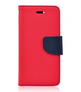 Fancy Book iPhone XR red-navy