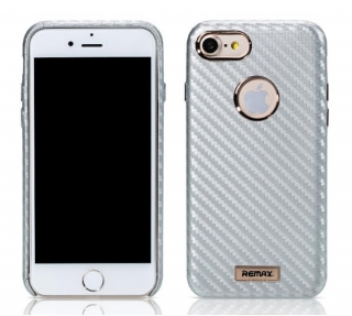 REMAX Carbon series iPhone 7 silver