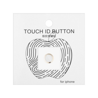 Touch ID button white