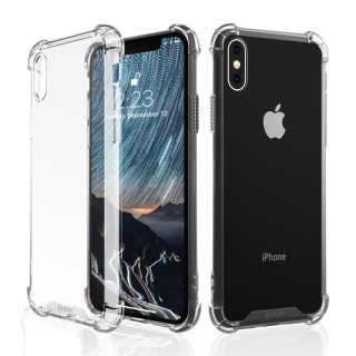 Armor Jelly Case Roar iPhone 7 / 8 / SE 2020 transparent