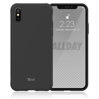 Roar Colorful Jelly iPhone 7 / 8 / SE 2020 black