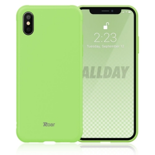 Roar Colorful Jelly iPhone 7 / 8 / SE 2020 lime